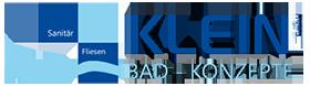Klein Badkonzepte GmbH Logo